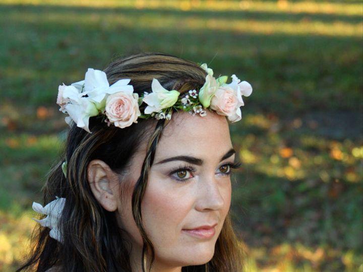 Tmx 1393522059271 Shanwreathblus Virginia Beach, Virginia wedding florist
