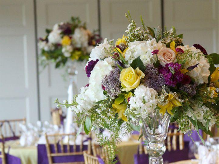 Tmx 1393522115149 Yellpurptrumpe Virginia Beach, Virginia wedding florist