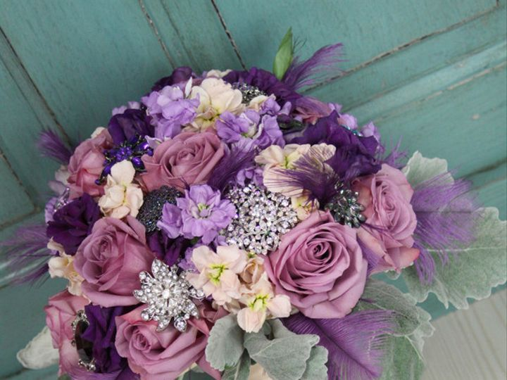 Tmx 1393522448914 Purplebrooc Virginia Beach, Virginia wedding florist
