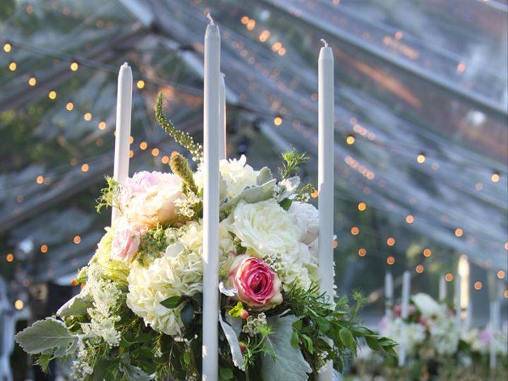 Tmx 1394224527496 Gilliancandelabra Virginia Beach, Virginia wedding florist