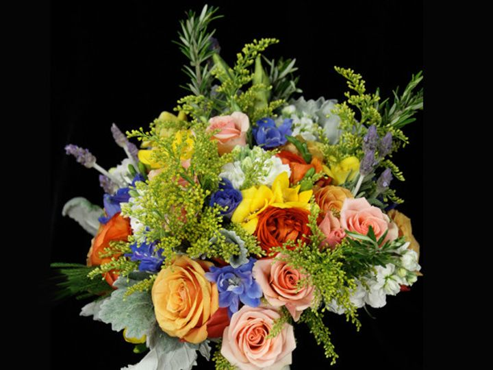 Tmx 1394224531484 Herbbouque Virginia Beach, Virginia wedding florist