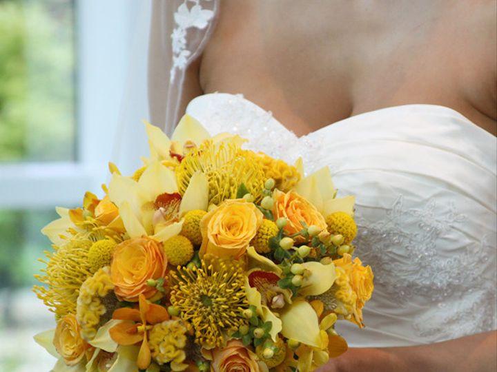 Tmx 1394224569365 Yellowmocabou Virginia Beach, Virginia wedding florist