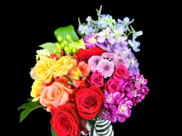 Tmx 1394231875252 Rainbowbq Virginia Beach, Virginia wedding florist