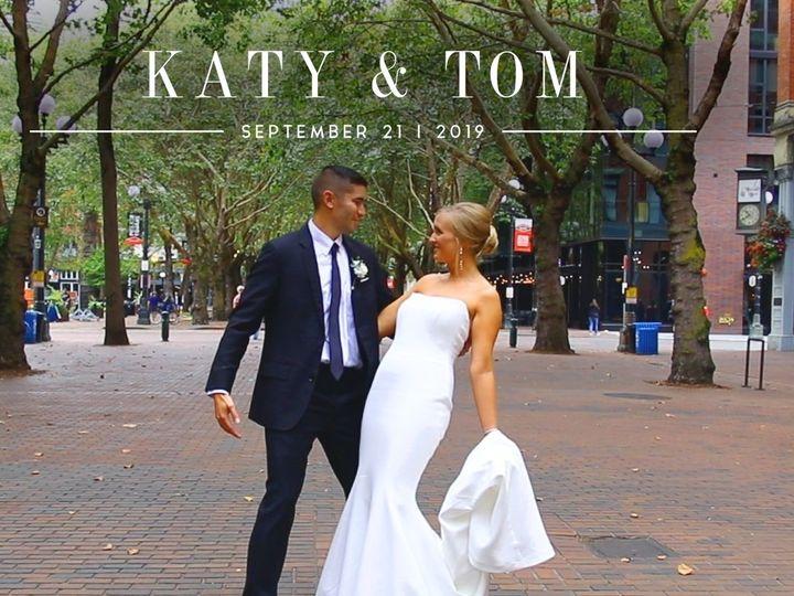 Tmx Katy And Tom Thumbnail Updated 51 1106087 158140072484461 Seattle, WA wedding videography