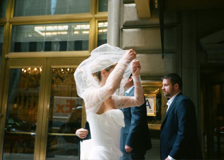 Big Apple wedding