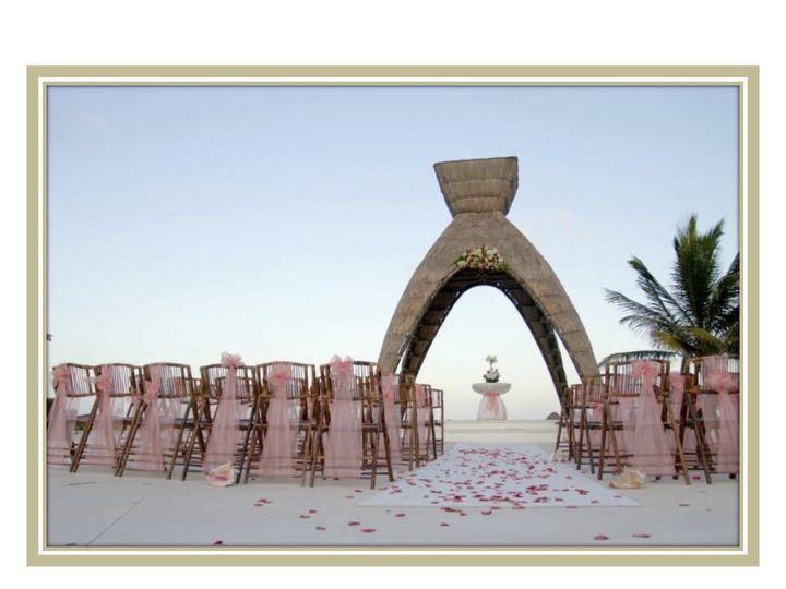 7weddings at dreams riviera cancun 3