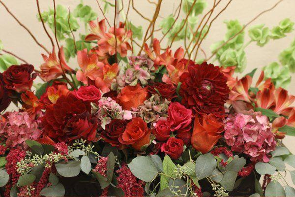Bride and Bloom Wedding Flowers