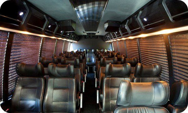 33 passenger coach