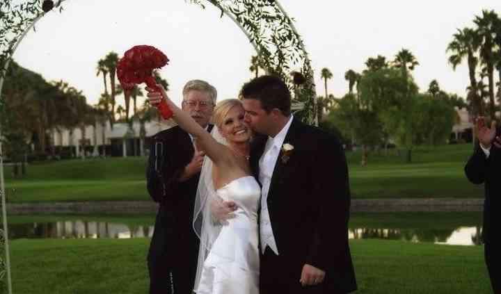 Thomas Lang Retired Judge & Wedding Minister