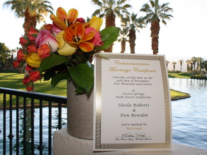Tmx 1354892719456 18IMG4459 Palm Desert, California wedding officiant