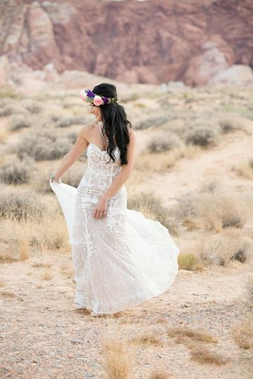 Wedding Dress,  in Las Vegas