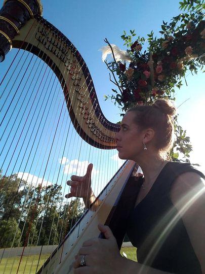 Alabama Wedding Harp