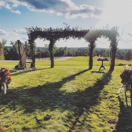 Wedding Ceremony Alabama