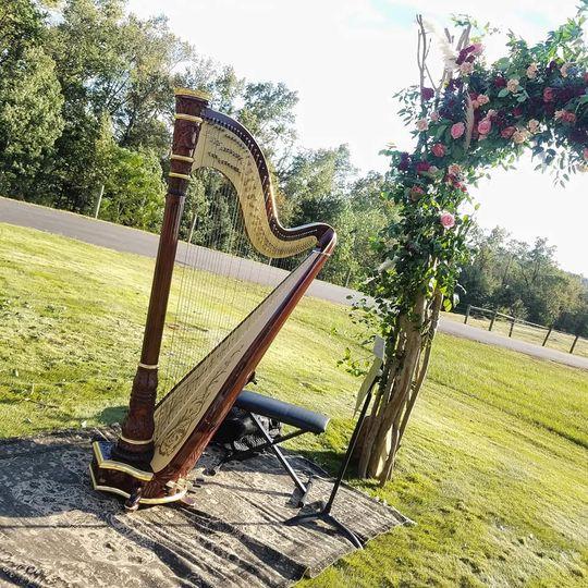Wedding Harp Alabama
