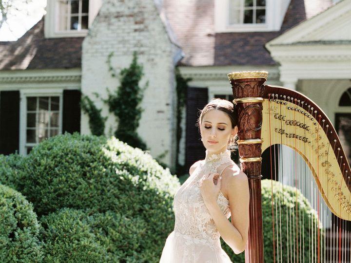 Tmx Glamour Shot Harp Bride Shauna Veasey Photography Meadowlark1939 51 320187 160515331199393 Atlanta, Georgia wedding ceremonymusic