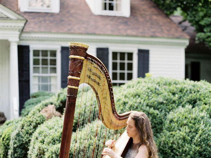 Tmx Harpist Wedding Oscar Del La Renta Gown Meadowlark 1939 51 320187 160515331155417 Atlanta, Georgia wedding ceremonymusic