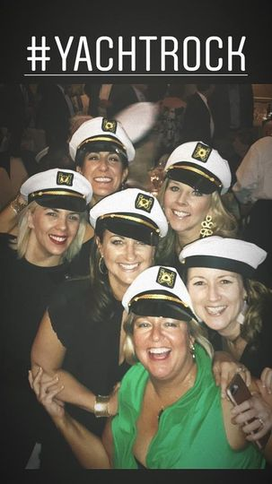Girls just want to YachT Rock