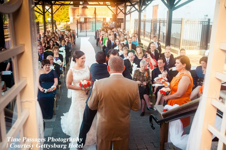 Gettysburg Lincoln Railroad Station Reviews Amp Ratings Wedding Ceremony Amp Reception Venue