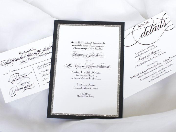 Tmx 1467311789106 Mg0245fin Egg Harbor Township, NJ wedding invitation