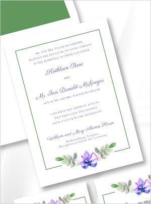 Tmx 1517087607 E22ffb8dc2357d46 1517087606 0d58011e731a5535 1517087604737 8 The Williamsburg 1 Egg Harbor Township, NJ wedding invitation