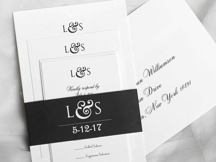 Tmx 1519228120 D9ee001d1195a394 1519228118 4afe5221f4e9fdf6 1519228117550 1 8 Egg Harbor Township, NJ wedding invitation