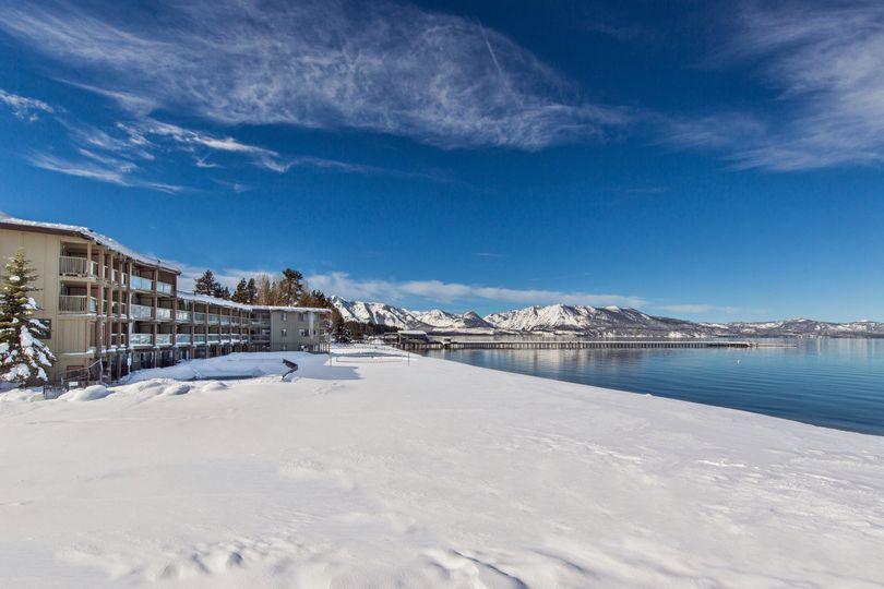 Winter Ariel View