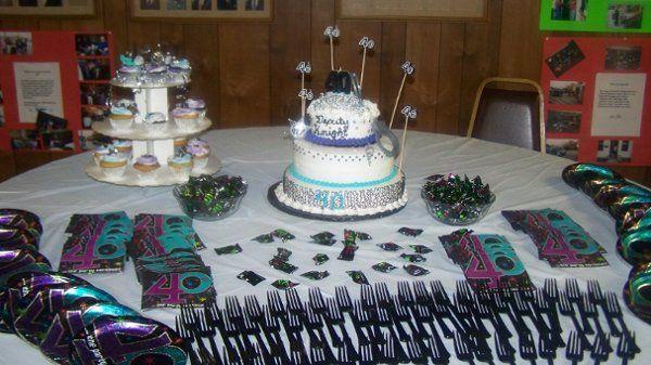 Tmx 1226371236774 40birthdaycake100 1192 Hayes wedding catering