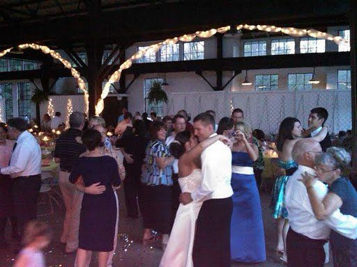 A special moment featuring The Couples 1st Dance and all married couples joining in halfway through...