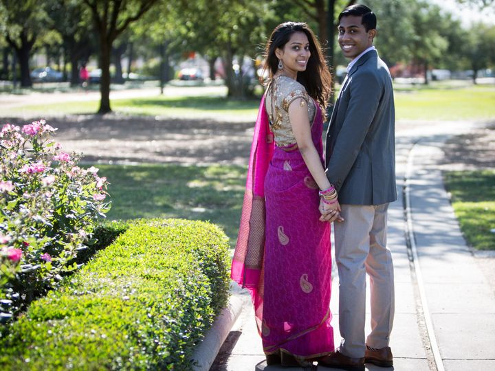 Tmx 1415722090032 Meena N Arjun Engagement 8339 Katy, TX wedding photography