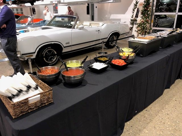 Auto Museum Catering
