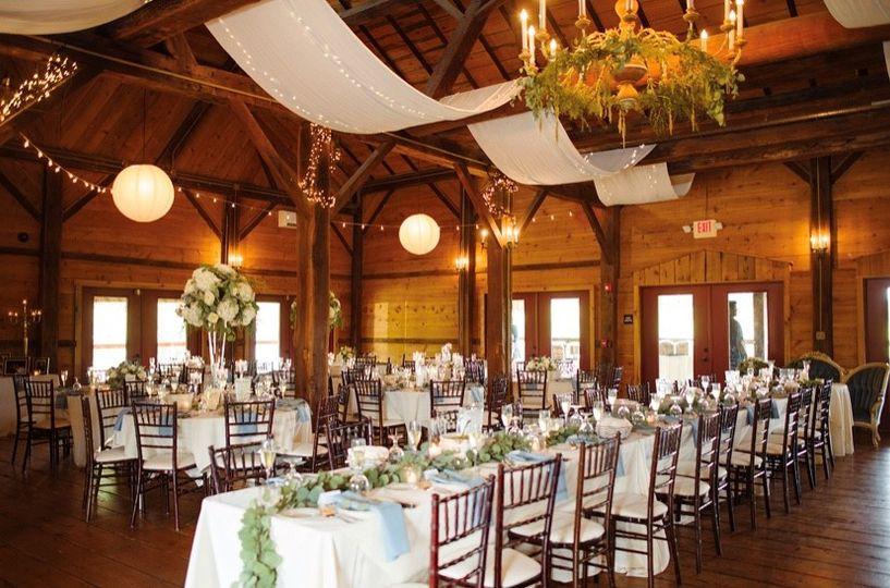 Bridal Table Display