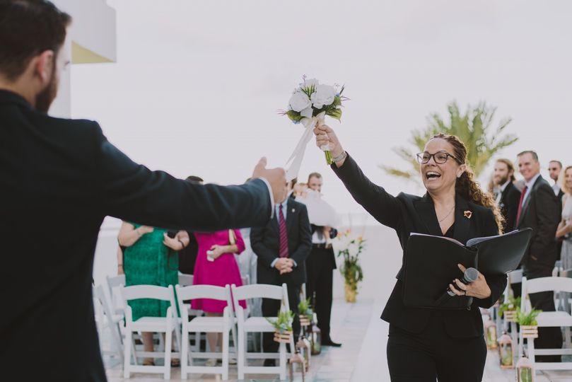 Adri Wedding Officiant