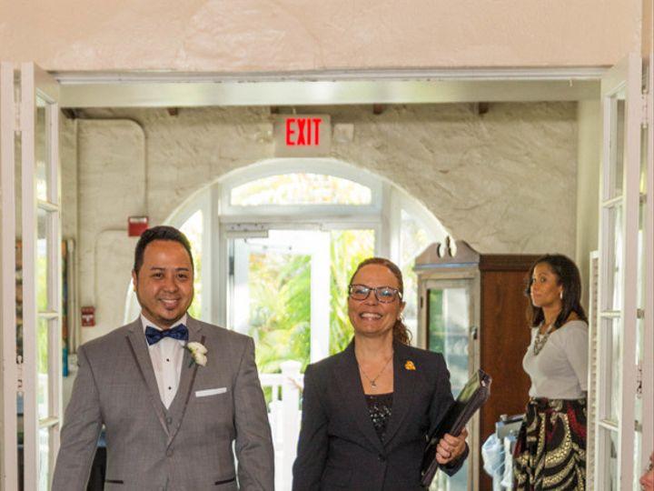 Tmx Angelica Marvin Wedding 20180428 00182 51 543187 Miami, Florida wedding officiant