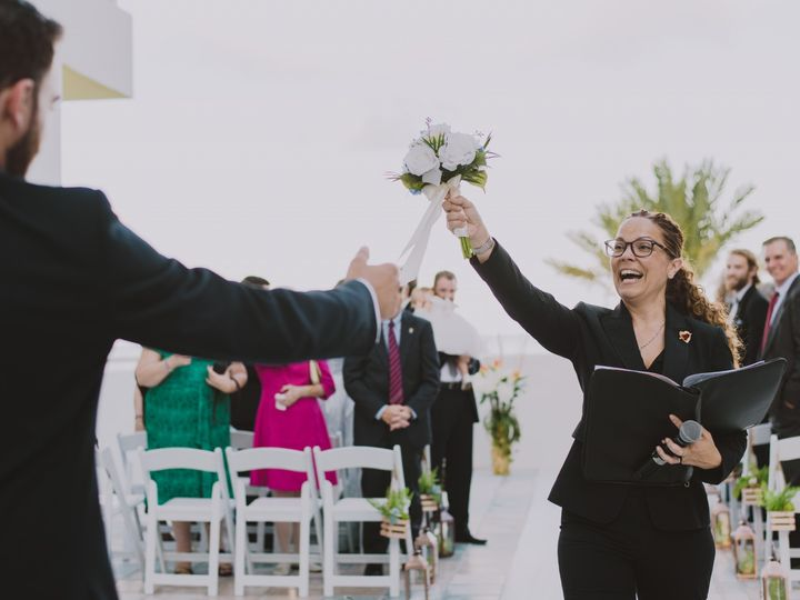 Tmx La Vie Studios Stanton South Beach Word Wedding Ceremony 103 Of 109 51 543187 157913443165972 Miami, Florida wedding officiant