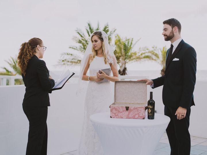 Tmx La Vie Studios Stanton South Beach Word Wedding Ceremony 80 Of 109 51 543187 157913439134950 Miami, Florida wedding officiant