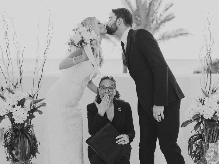 Tmx La Vie Studios Stanton South Beach Word Wedding First Look 53 Of 93 51 543187 157913438985451 Miami, Florida wedding officiant