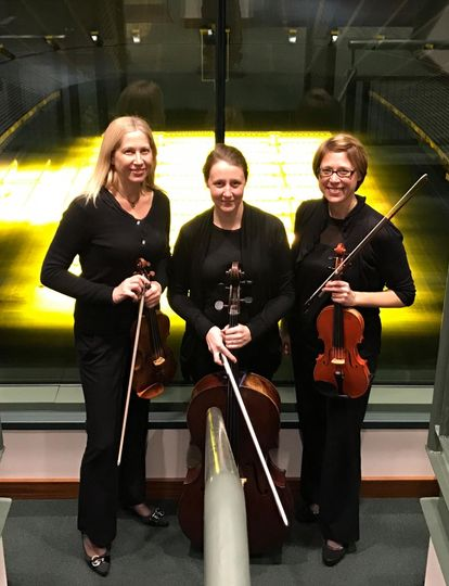MME String Trio at Lambeau Field