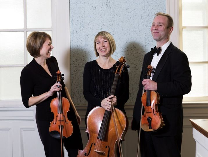 MME String Trio  (Photo courtesy of Shannon Z Photography)