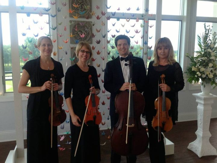 Tmx String Quartet Whispering Springs 51 473187 Milwaukee, Wisconsin wedding ceremonymusic