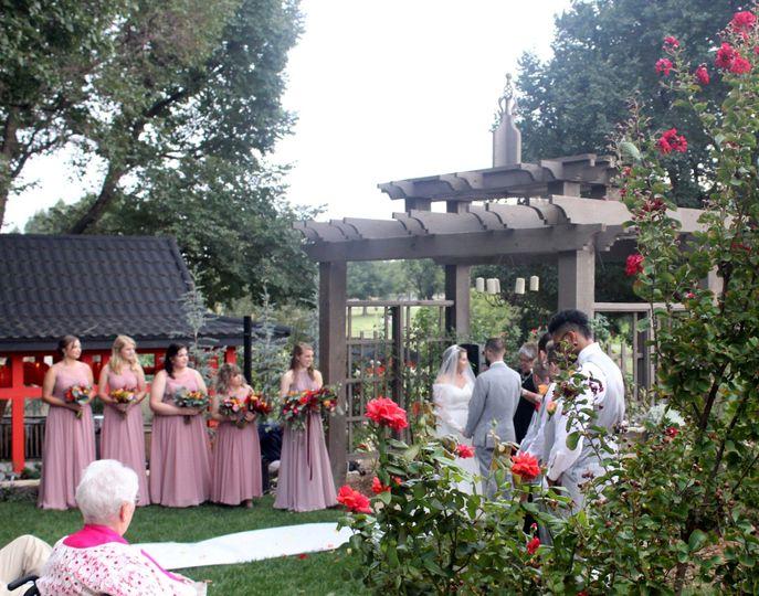 The Grande Wedding Lawn