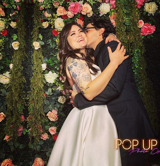 Bouquet Photobooth