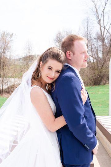 Kelsey's wedding