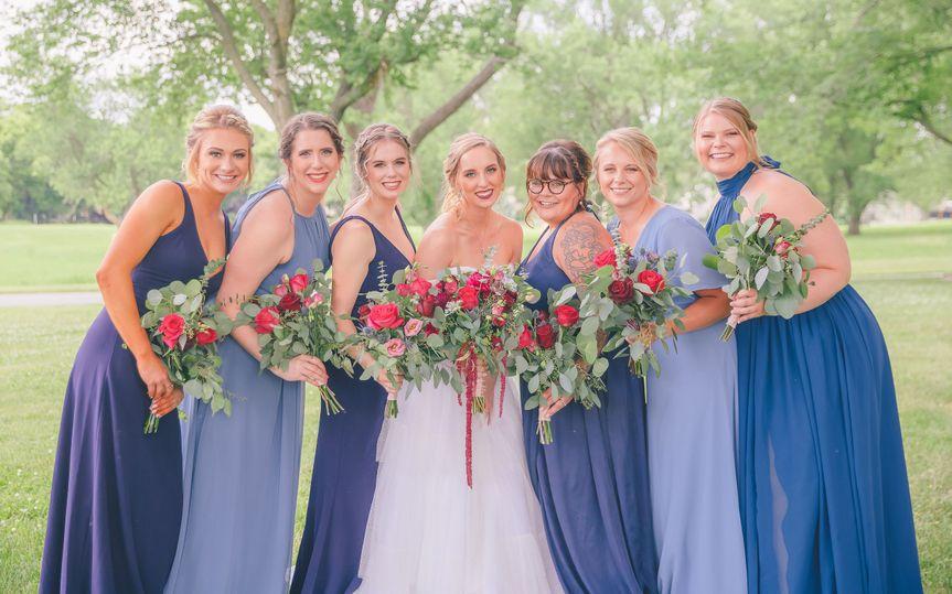Haleigh's wedding