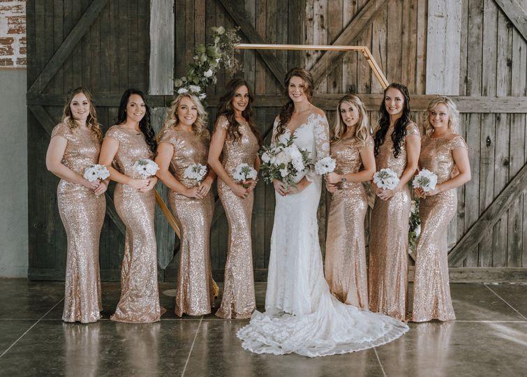 Carlee's wedding