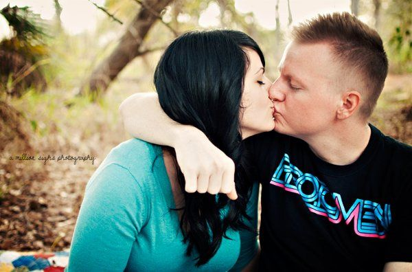 Engagement session in Cape Coral, Florida
