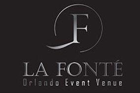 La Fonte Orlando Event Venue