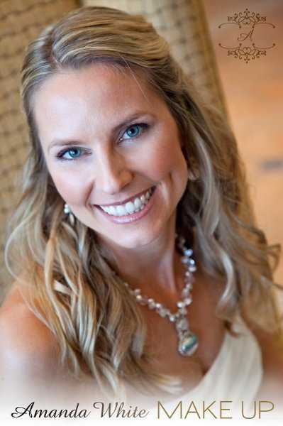 Amanda White Makeup