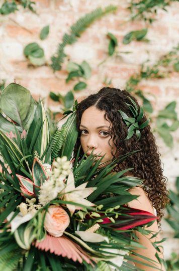 Topical Bride
