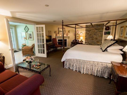 Tmx 1482164002184 King Suite Lambertville, NJ wedding venue