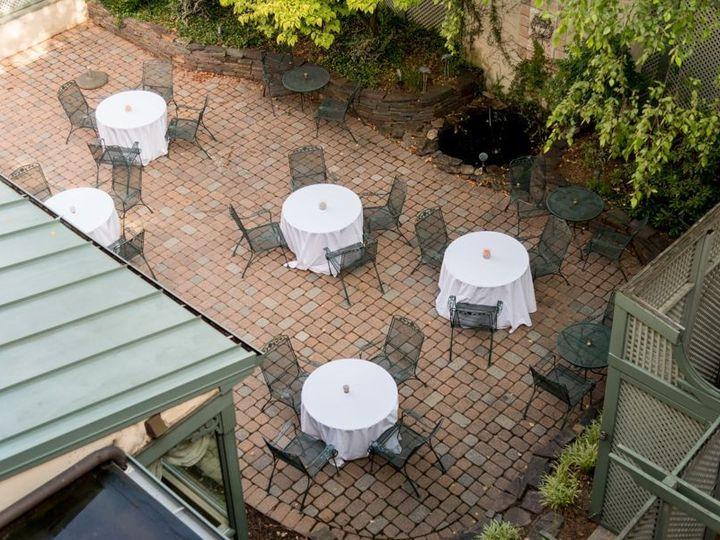 Tmx 1482164030018 Courtyard Lambertville, NJ wedding venue